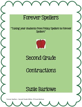 Spelling - Contractions - 2nd Grade