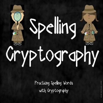 Spelling Cryptography