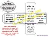 Word Study Cube