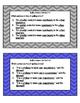 Spelling Demons Task Cards