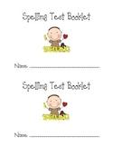 Spelling Dictation Sentence Test Booklet