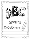 Spelling Dictionary For Words to use when writing In The C