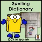 Spanish Spelling Dictionary