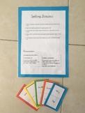 Spelling Dominos