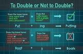 Spelling - Doubling Chart