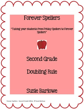 Spelling - Doubling Rule - 2nd Grade
