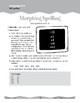 Spelling: Finding Words and Letter Changes (Ten-Minute Activities)