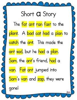 Spelling - First Grade Highlight Stories