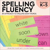Spelling Fluency: The Key to Sight Word Spelling Automaticity