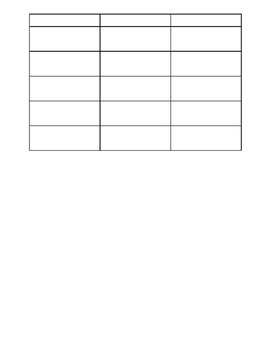 Spelling Fractions Template