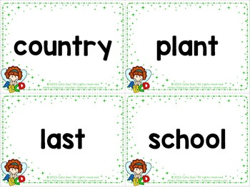 Sight Words BUNDLE - 201 to 300