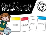 Spelling Game Cards - Johnny Can Spell / Writing Road to Reading