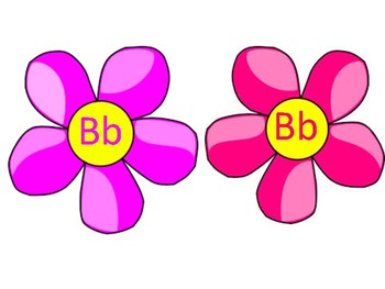 """Spelling Game - """"Flower Picking"""""""