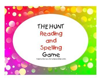 Word Scavenger Hunt Game