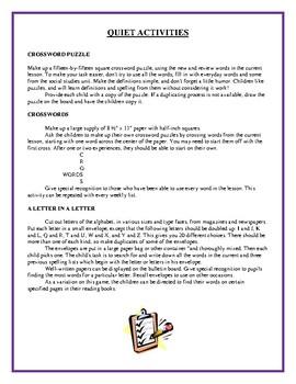 Spelling Games, Activities for Better Spelling