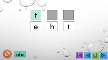 Spelling Games Y1 (Common Exception Words) FREE DEMO
