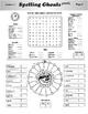 Spelling Ghouls Goals Lesson 11, capitals and abbreviations