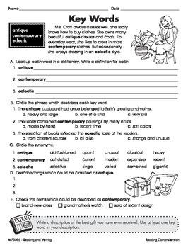 Spelling (CCSS L.6.2b)