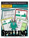 Spelling - Grade 2 (2nd Grade) - Spelling Word List & Spel
