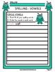 Spelling - Grade 2 (2nd Grade) - Weekly Spelling Activities for 10 or 13 Words