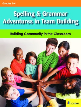 Spelling & Grammar Adventures in Team Building