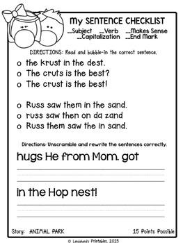 Reading Street Spelling & Grammar Supplementary Resource (Completed Bundle!)