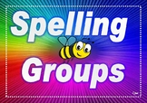 Spelling Group Signs