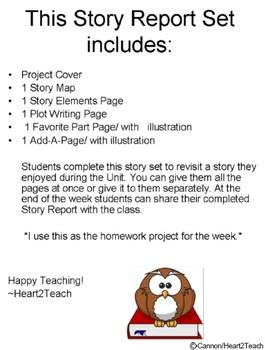 Spelling Homework (3rd Nine Weeks- Second Grade)