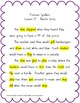 Spelling - Initial Blends - 2nd Grade