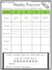 Spelling Interactive Activities Word Work Lesson 21