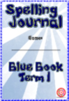 Spelling Journals for Age 7 pupils - Elementary-Class.com