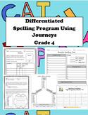 Spelling Journeys grade 4