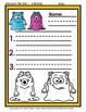 Spelling - Kindergarten - Spelling Word List & Spelling Test Templates