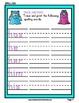 Spelling -Kindergarten-Trace and Print Booklet & Kindergarten Spelling Word List