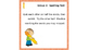 Spelling Learning Stations - Printable - task cards - use