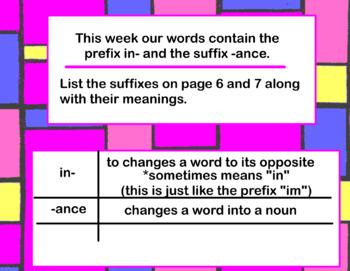 Spelling Lesson 10