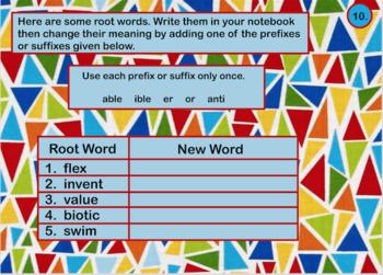 Spelling Lesson 12
