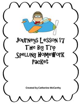 Spelling Lesson 17