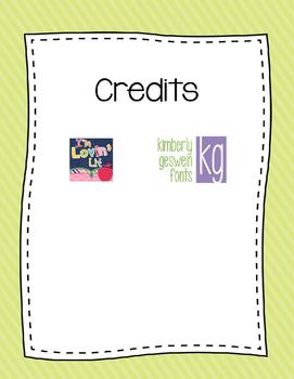 Spelling List - Short i