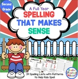 *Spelling Lists That Make Sense-Second Grade