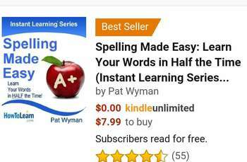 Spelling Made Easy: Learn Your Words in Half the Time - Teacher Edition