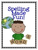 Spelling Made Fun: Multi-Sensory Activities