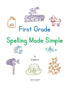 Spelling Program for 1st Grade - Spelling Made Simple