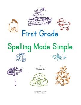 Spelling Program for 1st Grade - Spelling Made Simple