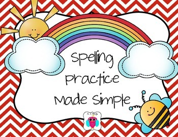 Spelling Practice Made Simple