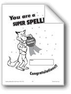 Spelling: Master Word List, Grade 1