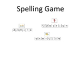 Spelling Match Game