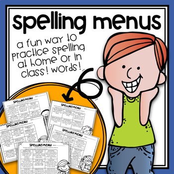 Spelling Menus