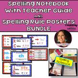 OG Inspired Spelling Notebook {Editable} /Teacher Guide w/
