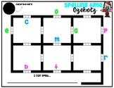 Spelling Ozobot Maze